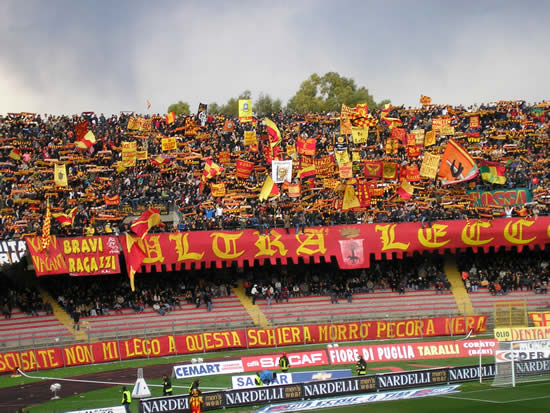 DIRETTA Lecce-Fiorentina: radiocronaca e streaming