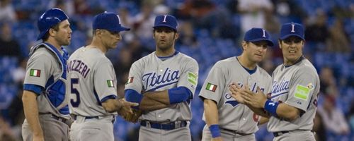 italia baseball