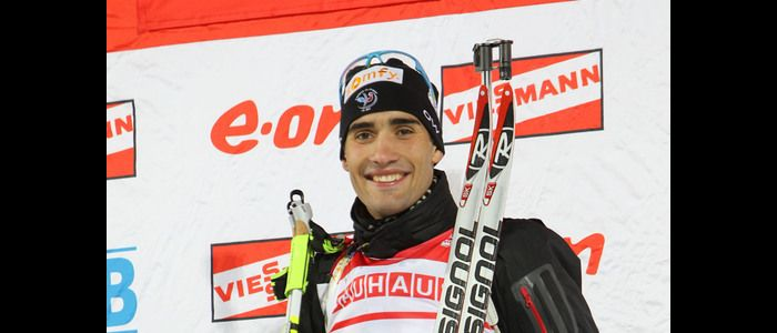 Biathlon: Martin Fourcade e Tora Berger travolgenti; video | Diretta ...