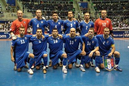 calcio a 5 nazionale