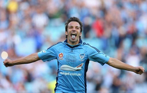 A-League Rd 4 - Sydney v Perth