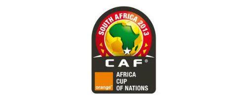 logo coppa d'africa 2013