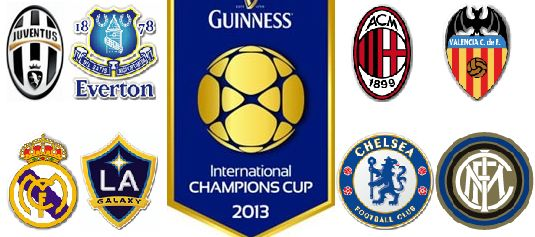 international champions cup 2013