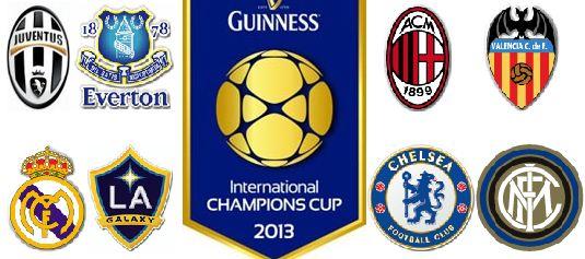 international champions cup 2013