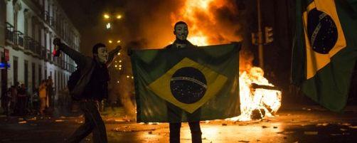 incidenti brasile