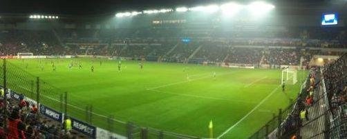 stadio Eden Arena di Praga