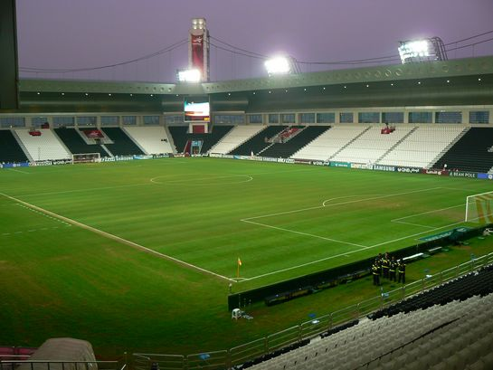 Jassim Bin Hamad stadium di Doha