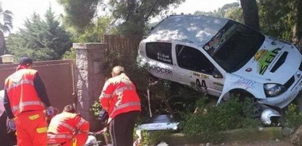 Incidente Rally Elba