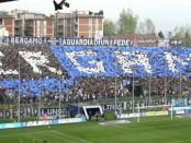 stadio Atleti Azzurri d'Italia di Bergamo - stadio Atalanta banner
