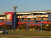 stadio città del Tricolore-Mapei Stadium di Reggio Emilia banner