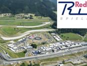 Circuito di Austria - Österreichring - Red Bull Rig banner