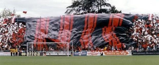 stadio Porta Elisa di Lucca - stadio Lucchese banner