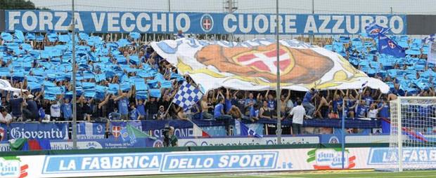 stadio Silvio Piola di Novara banner