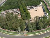 Circuito d'Italia - Autodromo Nazionale di Monza- circuto di Monza banner