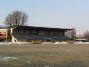stadio Pietro Zucchini di Budrio - stadio Mezzolara banner