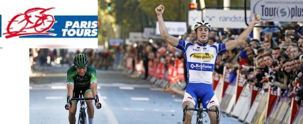 Parigi tours 2017 matteo trentin vince con una grande for Parigi travel tour