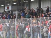 stadio Massimo Sbrighi di Castiglione di Ravenna - stadio Ribelle banner