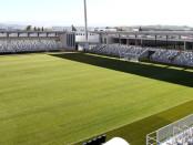 stadio SRC Bonifika di Capodistria - stadio Koper banner