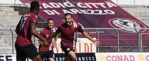 Lega Pro: DIRETTA Giana-Arezzo