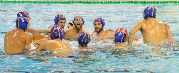 Pallanuoto EuroCup: diretta DiGi Oradea-Canottieri Napoli