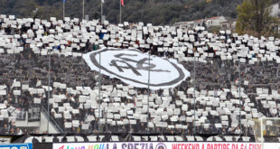 DIRETTA Spezia-Frosinone: radiocronaca e streaming
