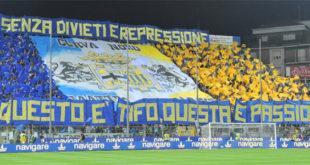 DIRETTA Parma-Spezia: radiocronaca e streaming
