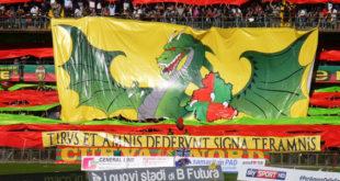 Serie B: DIRETTA Ternana-Latina ore 15