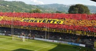 Serie B: DIRETTA Benevento-Trapani ore 20.30