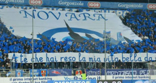 Serie B: DIRETTA Novara-Brescia ore 17.30