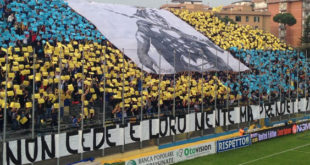 DIRETTA Frosinone-Salernitana: radiocronaca e streaming