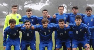 Spagna-Italia under 17: copertura tv e streaming
