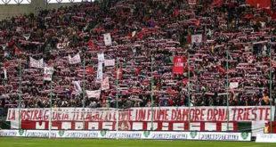 DIRETTA serie D Triestina-Vigasio 3-0 | Trionfo per l'Unione: continua la corsa