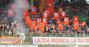 Lega Pro: DIRETTA Pistoiese-Siena ore 20.30