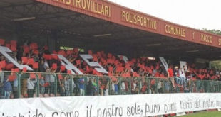 DIRETTA serie D Castrovillari-Sarnese 0-0 | Calcio d'inizio