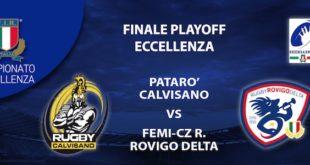 Finale scudetto Rugby: diretta tv e streaming di Calvisano-Rovigo