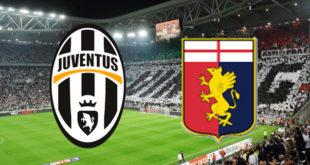 RADIOCRONACA Juventus-Genoa: diretta e formazioni