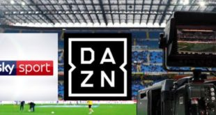 Serie A in tv: dove vedere la 16ª giornata tra Dazn e Sky
