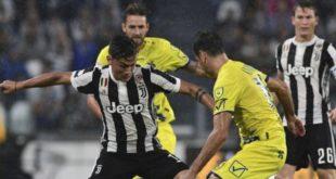 DIRETTA Chievo-Juventus 2-3: il tabellino