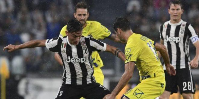 DIRETTA Chievo-Juventus 1-1 a fine primo tempo