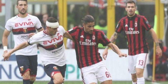 DIRETTA Milan-Genoa: la data del recupero