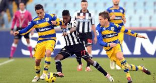 DIRETTA Parma-Udinese: Gervinho parte dalla panchina