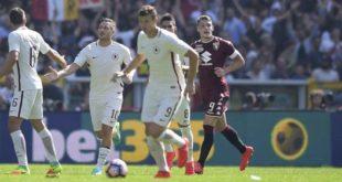 DIRETTA Torino-Roma: Perotti indisponibile, gioca il Faraone