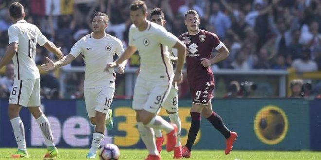 DIRETTA Torino-Roma: El Shaaarawy gioca – Strootman favorito su Cristante