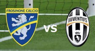 DIRETTA Frosinone-Juventus: radiocronaca, streaming e probabili formazioni