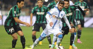 DIRETTA Sassuolo-Empoli 3-1: rimonta dei neroverdi – Zajc espulso
