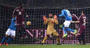 DIRETTA Torino-Napoli: Milik in panchina, gioca Verdi