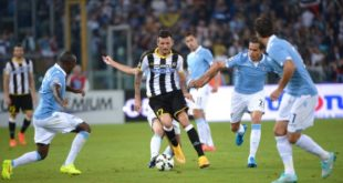DIRETTA Udinese-Lazio: radiocronaca e streaming
