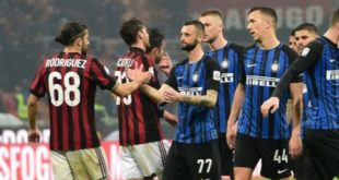 DIRETTA Inter-Milan 1-0: Icardi decide nel recupero