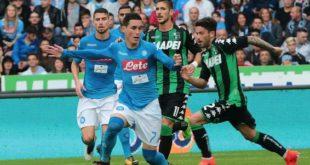 DIRETTA Napoli-Sassuolo 2-0: Ounas-Insigne