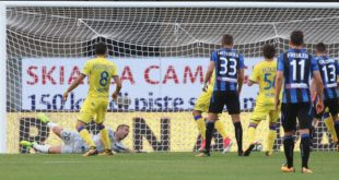 DIRETTA Chievo-Atalanta 1-5: manita orobica